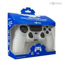Tomee Silicone Sleeve Protector (Blue/White/Pink) for Sony PS4 Controller