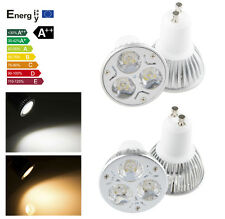 Dimmable 9W GU10 LED Lighting Bulb Downlight Lamp Warm/Cool White 110V/220V