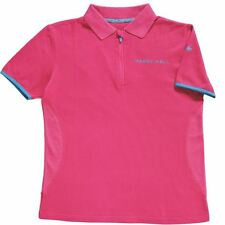 Helly Hansen Ladies Womens Hatfield Polo Shirt Tee Top Short Sleeve