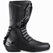 XPD VS1 Motorcycle Boots Black eol