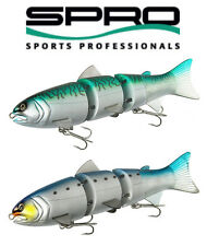 "SPRO BBZ-1 SALTWATER SWIMBAIT 6"" SLOW SINKING select colors"