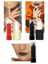 Adults Nail Polish Varnish Lipstick Lippy Ladies Fancy Dress Accessory Womens