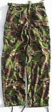 BRITISH ARMY COMBAT TROUSERS DPM WOODLAND CAMO GRADE 2 ITEMS