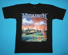 Megadeth - Youthanasia T-shirt New