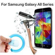 Premium Explosion-proof Soft Screen Protector Film Guard Cover Case For Samsung