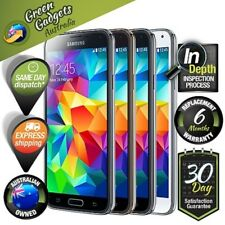 Samsung Galaxy S5 4G Smartphone 16 GB Unlocked in Great, Good and Fair Condition