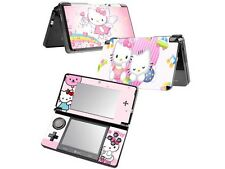 Hello Kitty Vinyl Skin Sticker Decal Cover for Nintendo 3DS  *2 Designs