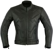 GX-888 Motorbike Leather Jacket Motorcycle Protection Armour  All sizes