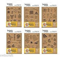 Crafters Companion Leonie Pujol Clear Stamp Sets
