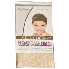 Wholesale NEW Fishnet Wig Cap Stretchable Elastic Hair Net Snood Wig Cap Wig Cap