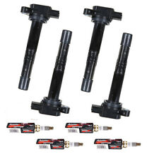 UF583 Ignition Coil and Autolite IridiumXP spark plug 8pc kit for Honda