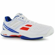 Babolat Mens Gents Pulsion All Court Trainers Panels Laces Fastened Tennis Shoes