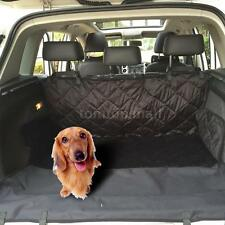 Pet Cat Dog Back Car Seat Cover Trunk SUV Hammock Protector Mat Waterproof T0K3