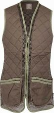 NEW JACK PYKE PRO SPORT ULTRA LIGHT QUILTED SHOOTING VEST,BROWN,GREEN-M -L- XL.