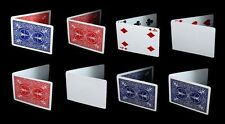 YOUR CHOICE 1 Gaff Bicycle Pick - Blank,Double,Red,Blue,Back,Face Playing Cards