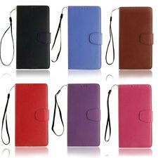 Litchi Wallet Leather Flip Case Cover For Huawei Ascend P8 Lite/P9/Mate 7/8/Y6