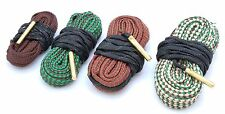 Hoppes Rifle Bore Snake Barrel cleaner /All calibers Boresnake cleaner cords