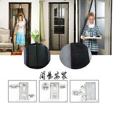 Mesh Insect Fly Bug Mosquito Door Curtain Net Netting Mesh Screen Magnets GS