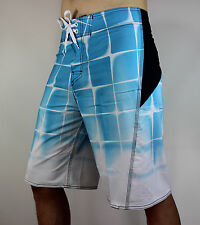4 way STRETCH Mens Surfing Shorts sports shorts Board Surf shorts 30 32 34 36 38