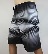 4WAY STRETCH Mens Board shorts Surfing Shorts Surf shorts trunks 30 32 34 36 38