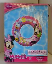 Float Arm Bands Swim Ring Spiderman Minnie Mouse Mickey Disney Princess Water