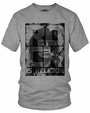 Rock Is Religion Keef Retro Punk Rock Metal Indie Music T-Shirt