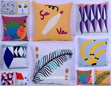 """Indian Embroidered Suzani Cushion Cover Handmade Throw Pillow Case Decor 16"""""""