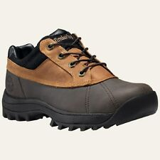 Timberland Canard Waterproof Oxford Mens Size Shoes Wheat Brown 6866B