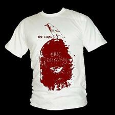 THE CROW Eric Dravens headstone - Brandon Lee film THE CROW mens T-shirt