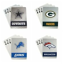 Official NFL Licensed Deck of Playing Cards - Pick Your Team