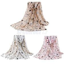 HOT Womens Fashion Chiffon Scarves Long Wraps Shawl Beach Silk Scarf Cover Up