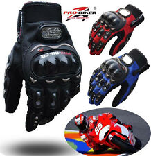 Motorcycle Motorbike Motocross Armor Pro-Biker Summer Fiber Bike Racing Gloves