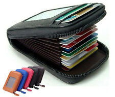 Fashion Men Wallet Mini Leather Wallet ID Credit Card Holder Organizer Purse Hot