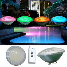 PAR56 Pool Light 12V RGB IP68 LED Swimming Outdoor Underwater + Remote Control