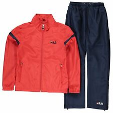 Fila Childrens Spencer Tracksuit Stretchy Trousers Sport Active Bottoms Clothing