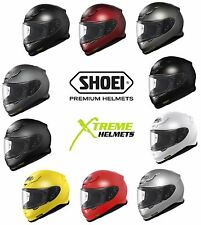 Shoei RF-1200 Full Face Motorcycle Helmet DOT SNELL M2015