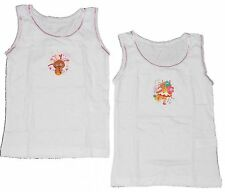 Girls Upsy Daisy In the Night Garden 2 Pack Vests Age 3-4 Years
