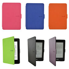 Ultra Slim Smart Magnetic PU Leather Case Cover For Amazon Kindle Paperwhite