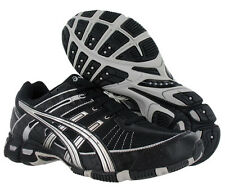 Asics Gel-antares Tr 2 Mens Running Shoes Black/silver Size