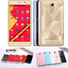 "5.5"" Unlocked Quad Core Android5.1 Smartphone IPS GSM GPS 3G Cell Phone AT&T US"