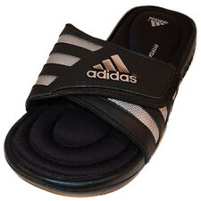 New Youth's Adidas Adissage Fitfoam Slide Sandals (589431) (1-F19)