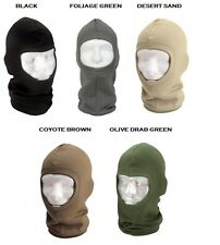 POLY FLEECE Balaclava Cold Weather Face Mask Neck Warmer Hood Ski Snowboarding
