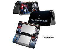 Transformers Vinyl Skin Sticker Decal Cover for Nintendo 3DS  *8 Designs