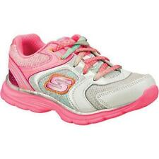 New Girl's Skechers Magnetix Athletic Shoes (80445L) (5-F23)
