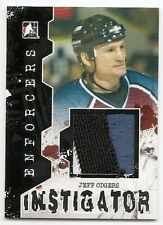 11/12 ITG ENFORCERS INSTIGATOR JERSEY Hockey /120 (#I1-I60) U-Pick from List