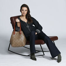 NEW Louenhide Bermuda Handbag for Women - Designer Tote Shoulder Messenger Bag