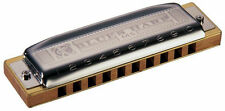 Hohner Blues Harp MS. Harmonica. Available in all Keys From Cadno Music
