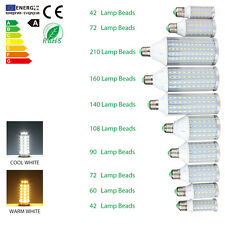 Saving Energy E27/E14 10W-80W SMD 5730 LED Lights LED Corn Bulb Lamp