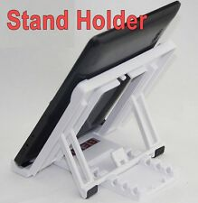 Universal Desk Stand Holder For Tablet iPad E-readers Kindle Galaxy Note iPhone
