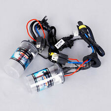 2x Car 55W HID Xenon Headlight Head Light For H4-2 Bulbs High-Xenon Low-Halogen
